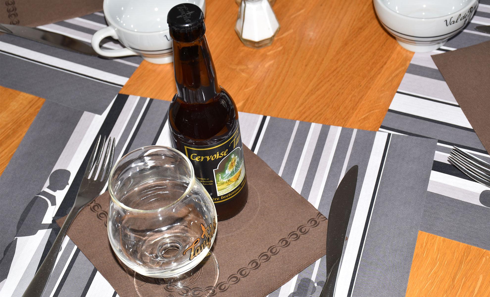 Bière bretonne artisanale