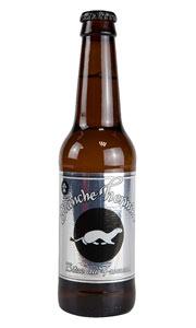 Bière bretonne blanche Hermine