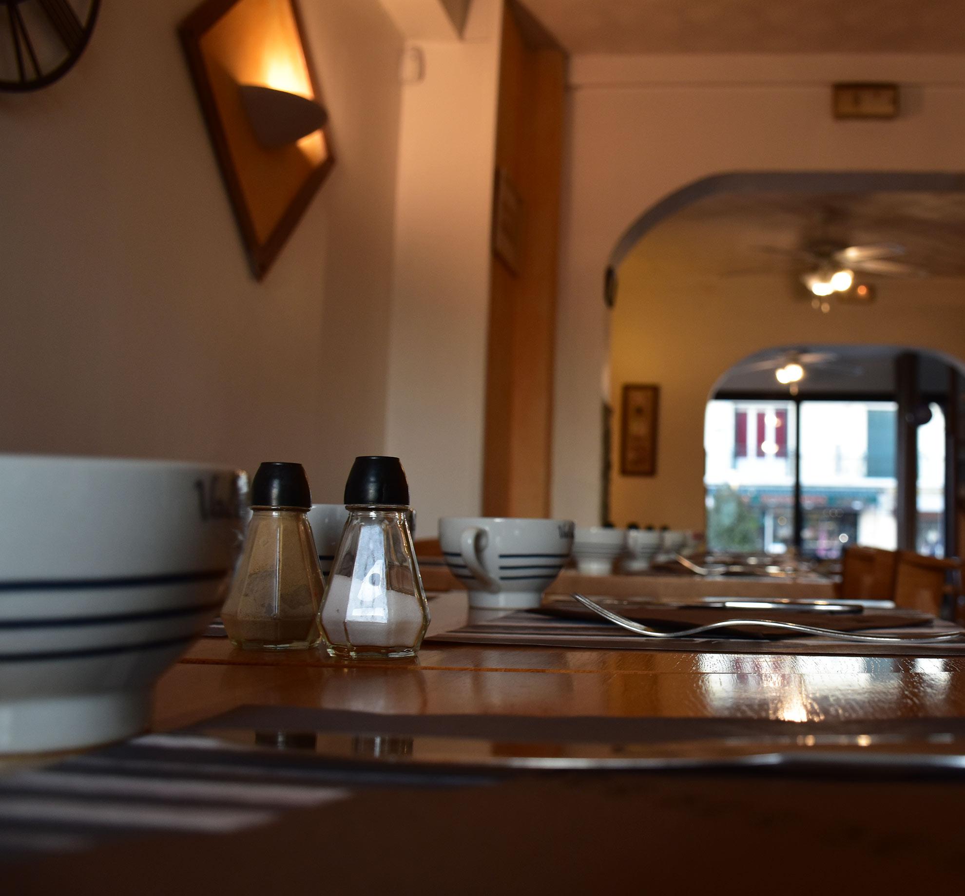 Restaurant crêperie-saladerie Crep'Show