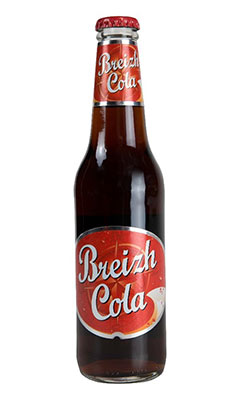 Soda au cola breton Breizh Cola